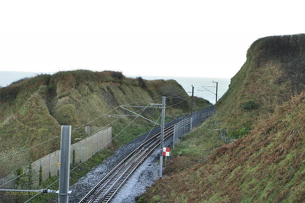 Железная дорога в Ирландии.