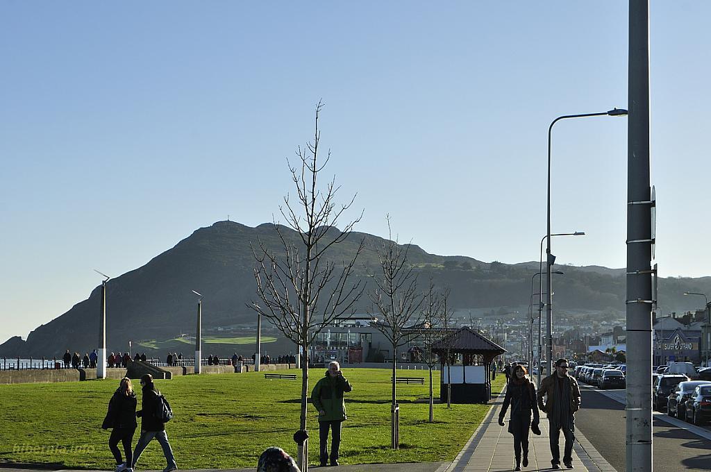 Городок Брей - обязательное место для посещения туристам в Ирландии