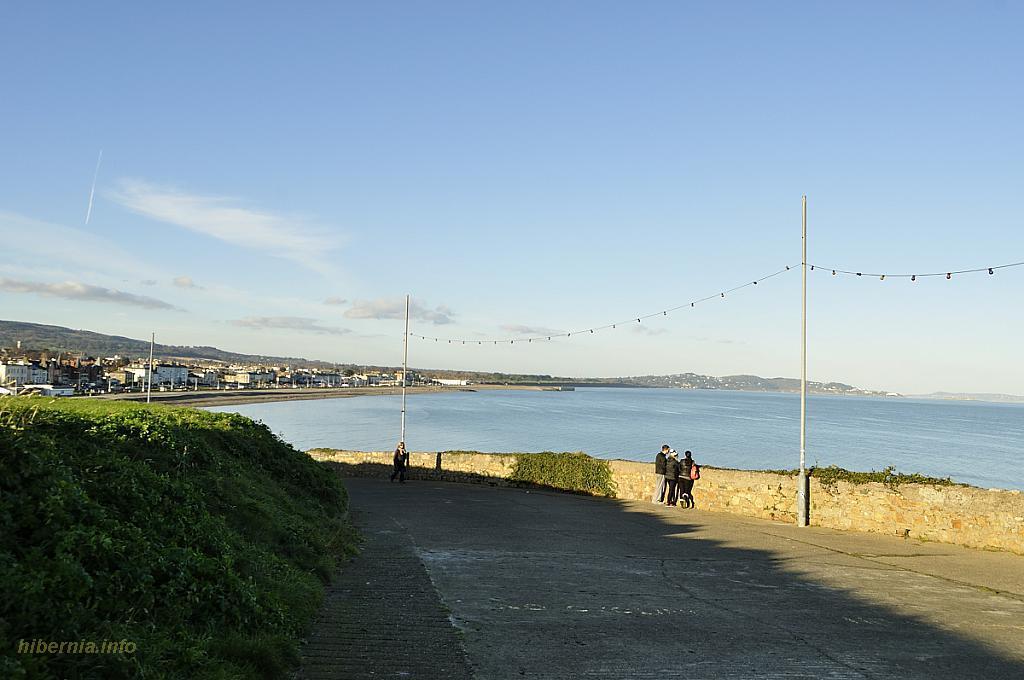 Городок Брей - обязательное место для посещения туристам в Ирландии.